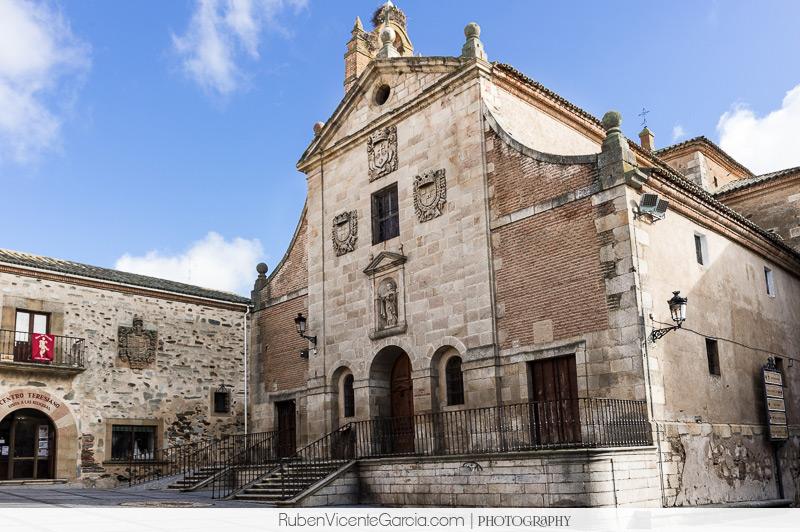 @ rubenvicentegarcia.com Fotografía de la iglesia de San Juan de la Cruz Alba de Tormes, Salamanca. Realizada por ruben vicente garcia | Photography.